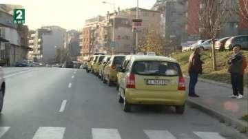 Таксиметровияте шофьори в Благоевград искат по-високи цени от догодина