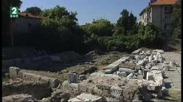 Десет години Община Пловдив ще управлява комплекса Източна порта на Филипопол