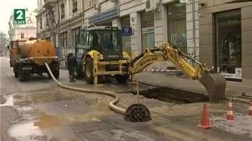 Начало на проекта в Русе за канализация на кварталите Средна кула и Долапите