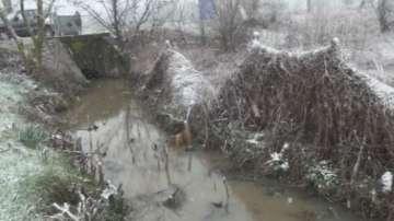 Опасност от преливащи реки в Бургаско
