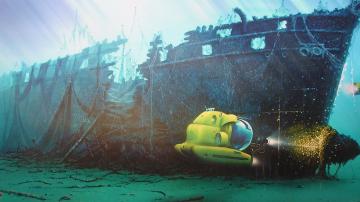 Хърватски водолази открили съкровище на дъното на Адриатическо море?