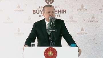 Реджеп Ердоган: Днешното събитие е важно послание към международната общност
