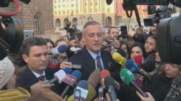 РБ не могат да съставят правителство без подкрепата на ГЕРБ