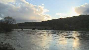 От МОСВ предупреждават за повишени нива на реките