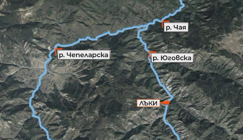 снимка 1 Няма опасност за питейната вода в Чепеларе, Лъки, Асеновград и Пловдив