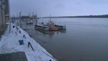 Очаква се понижение на нивото на река Дунав