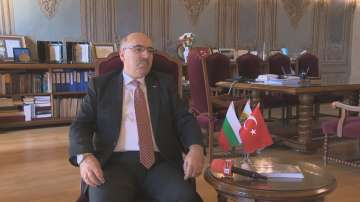 Ректорът на Истанбулския университет пред БНТ