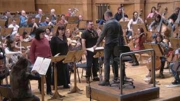 Диригентът Росен Миланов гостува на Софийската филхармония