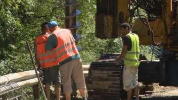 Пътят до Арбанаси ще остане затворен до края на август