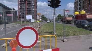Започна разширяването на следваща отсечка от столичния бул. Тодор Каблешков