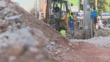 В понеделник затварят столичния бул.България за ремонт