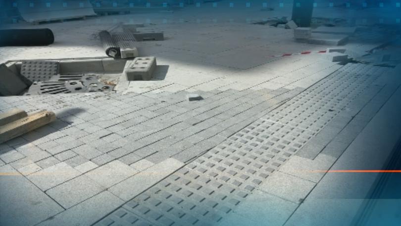 """Отстраниха фирмата, която изпълняваше ремонта на булевард """"Константин Величков"""". Тя"""