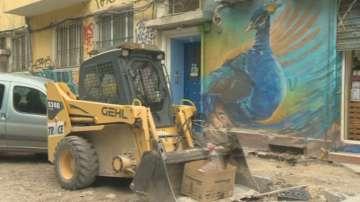 Ремонтите в центъра на София ще продължат и през следващата година