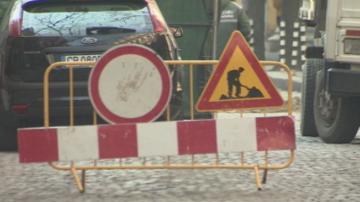 Затварят улица в центъра на София заради авария на магистрален водопровод
