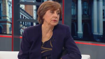 Ренета Инджова: Русофилите ще получат самочувствие от шпионския скандал