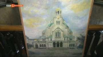 Каква картина подари Светият синод на папа Франциск