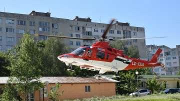 Отпускат 20 млн. лв. за хеликоптери - линейки