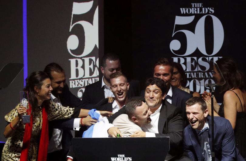 На церемония в Сингапур бяха обявени 50-те най-добри ресторанти в