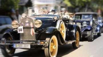 Парад на ретро автомобили ще се проведе днес във Владая