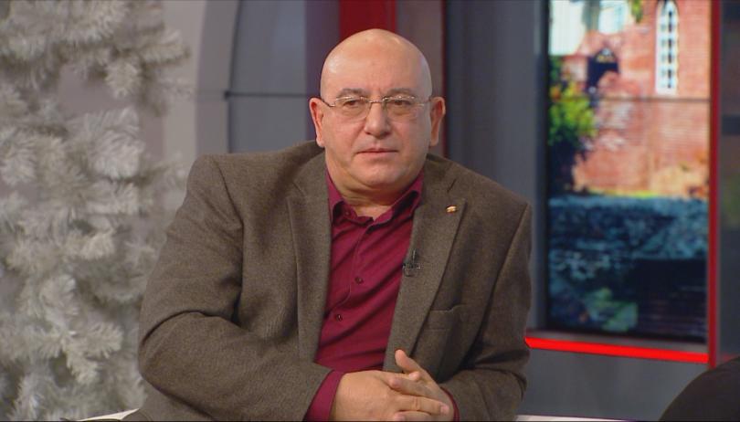 Тази седмица избраха Сотир Цацаров за председател на КПКОНПИ.