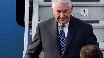 Първо посещение на американския държавен секретар Рекс Тилърсън в Москва