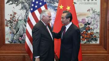 Държавният секретар на САЩ е в Китай по въпроси за севернокорейската криза