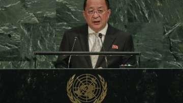 Севернокорейският външен министър отправи остри заплахи срещу САЩ