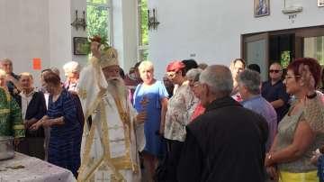 """Рибарица събра жители и гости за храмовия празник в църквата """"Св. Пантелеймон"""