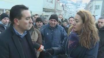 Протест в Рибново заради режим на водата