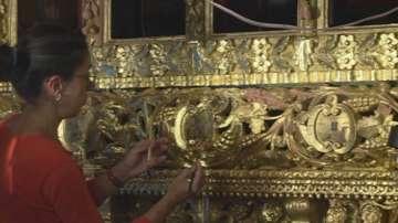 Започна реставрацията на иконостаса в параклиса на Рилския манастир