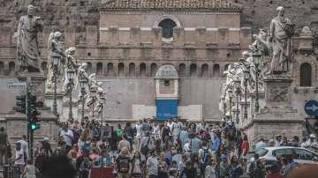 Най-големият стенопис в Европа служи за пречистване на въздуха