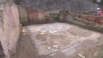 Казарми от времето на Адриан в римското метро
