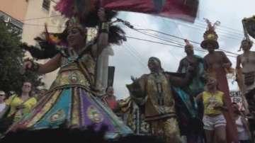 Започва карнавалът в Рио