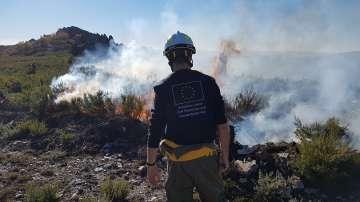 ЕК създава въздушен флот за борба с пожарите