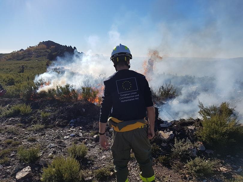 С цел подготовка за риска от горски пожари през идващото