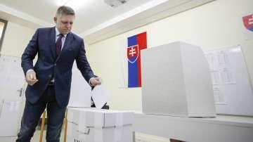 Словашкият премиер печели трети мандат