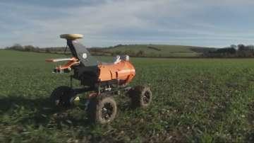 Роботи помагат в земеделието