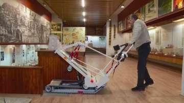 Историческият музей в Асеновград разполага с робот-асистент