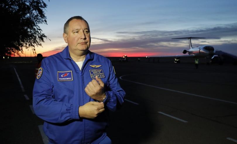 Снимка: НАСА отмени поканата за посещение на ръководителя на Роскосмос