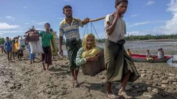 Броят на избягалите от Мианма рохинги надхвърли половин милион