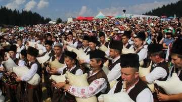 200 000 души посетиха събора на Рожен