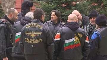 Мотористи и рокери от цялата страна излязоха на протест в Русе, Варна и София