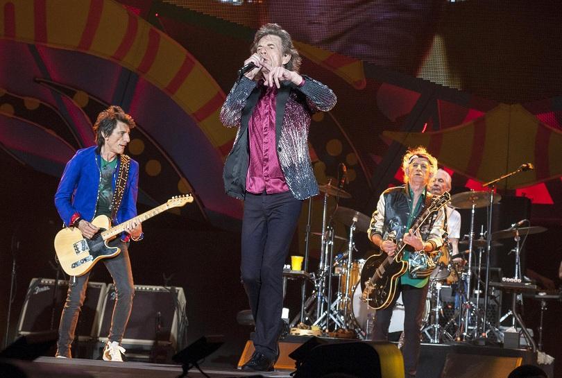 снимка 1 Роулинг Стоунс разтърсиха Хавана с безплатен концерт