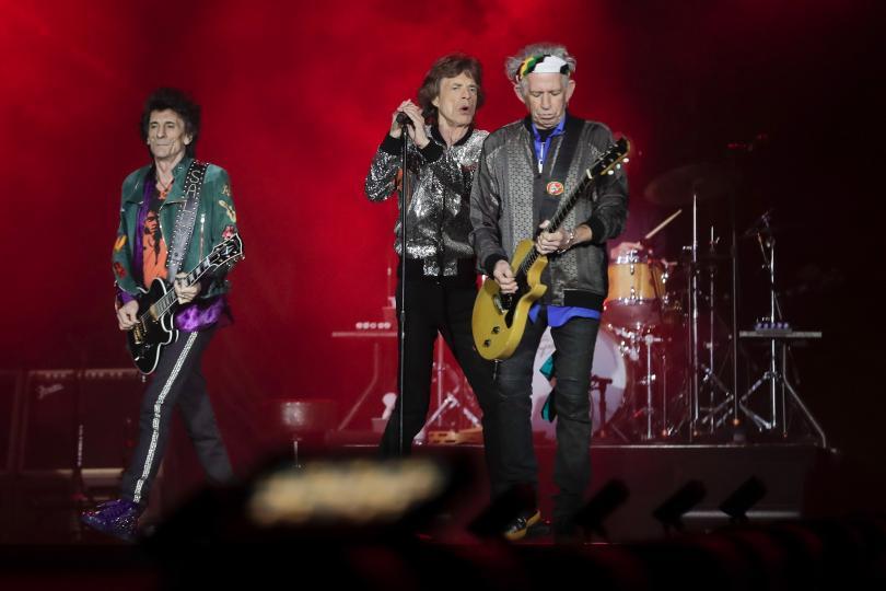Легендарната рок група