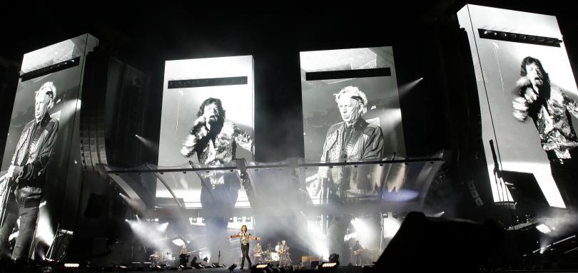снимка 4 Ролинг стоунс започна европейското си турне с концерт в Хамбург (СНИМКИ)
