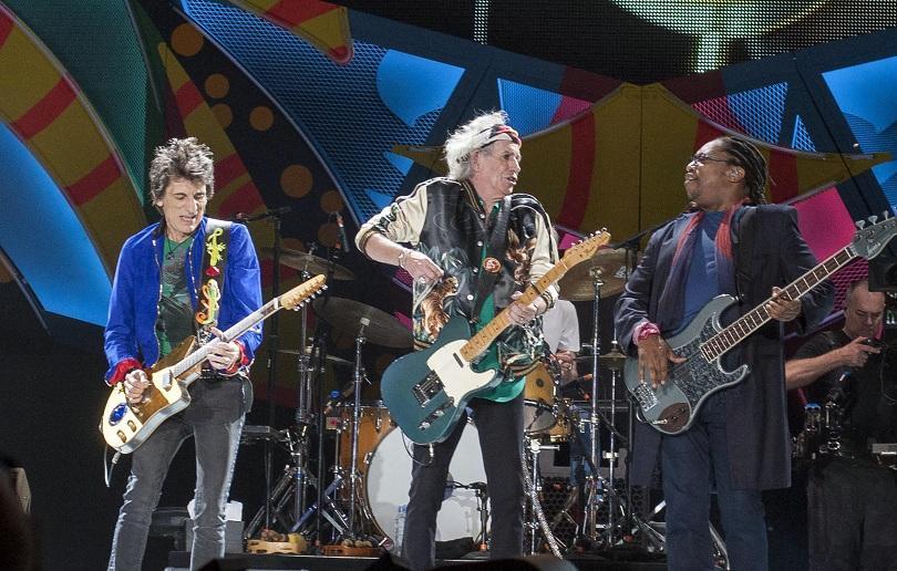 снимка 5 Роулинг Стоунс разтърсиха Хавана с безплатен концерт