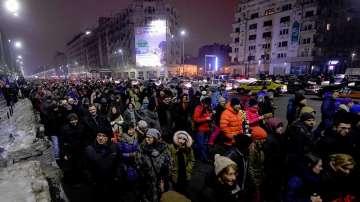 Президентът на Румъния ще предприеме референдум заради протестите