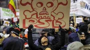 Румъния след големия протест