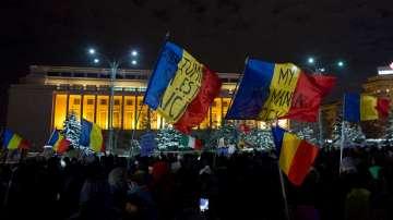 Около 3000 души излязоха на протест в Румъния