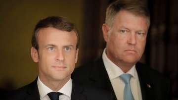 Френският президент заяви подкрепа за приемането на Румъния в Шенген